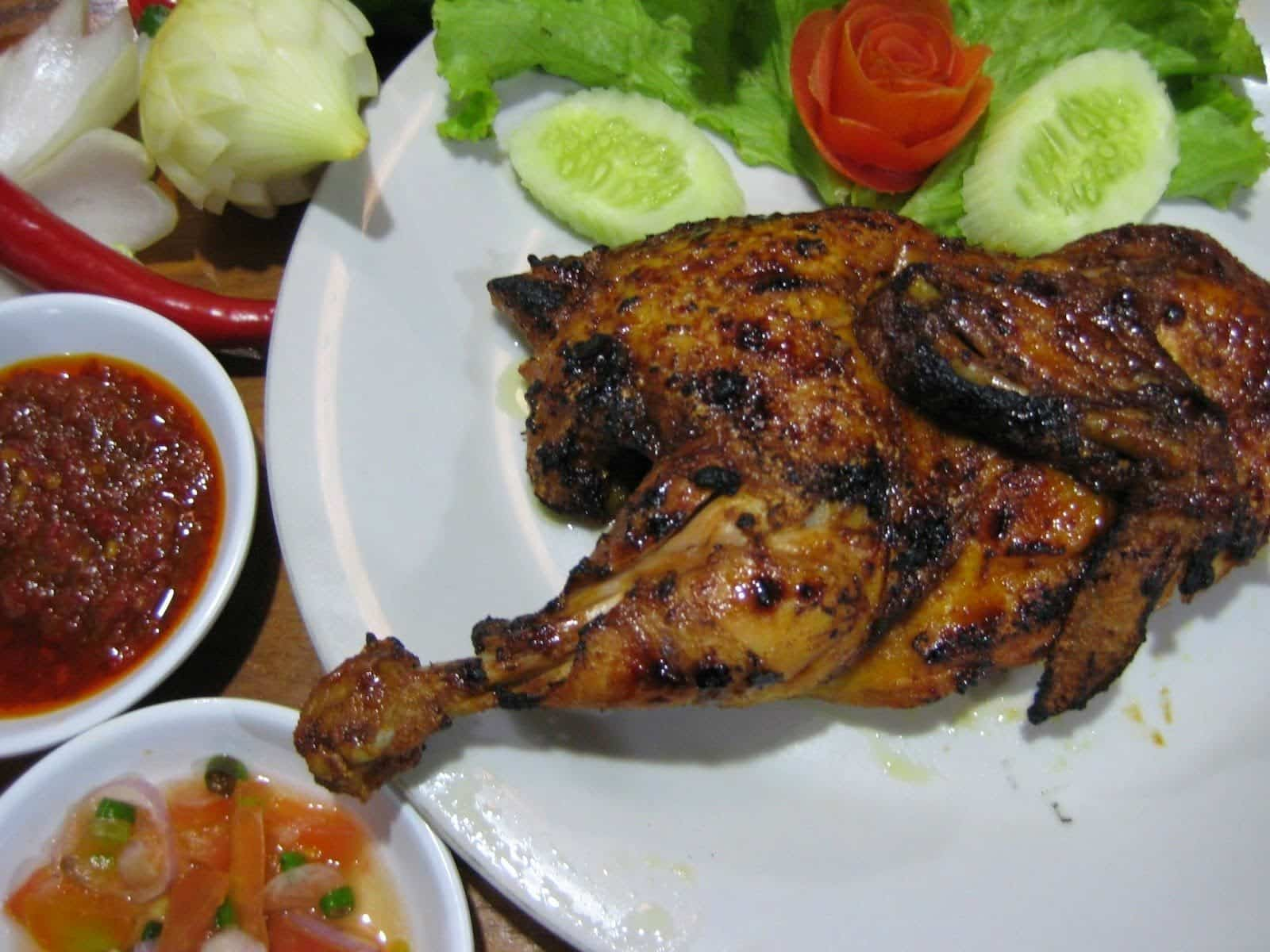 Ayam Bakar Taliwang Baru Bali