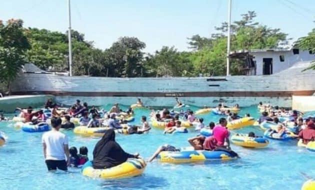 Bugis Waterpark, Wahana Air Terbesar dan Terlengkap di Makassar. 2