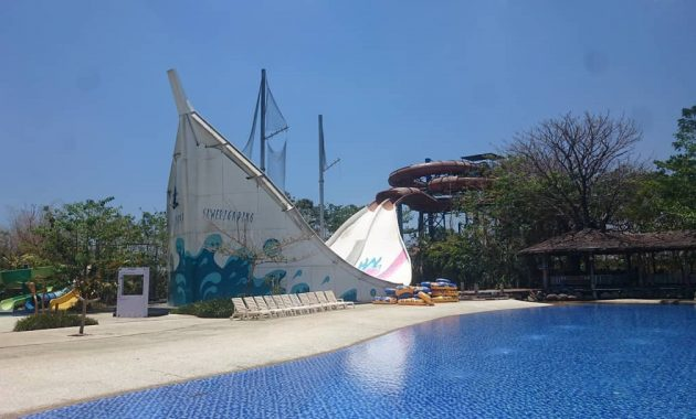Bugis Waterpark, Wahana Air Terbesar dan Terlengkap di Makassar. 3
