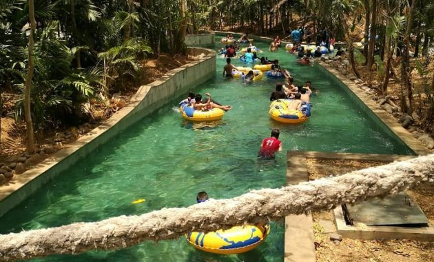 Bugis Waterpark, Wahana Air Terbesar dan Terlengkap di Makassar. 5