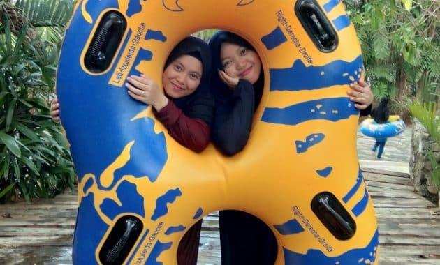 Bugis Waterpark, Wahana Air Terbesar dan Terlengkap di Makassar. 6