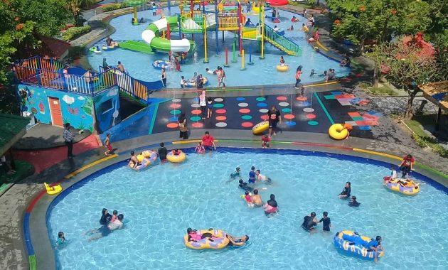 Taman Rekreasi Air Bersama Keluarga Galaxy Waterpark Jogja 2