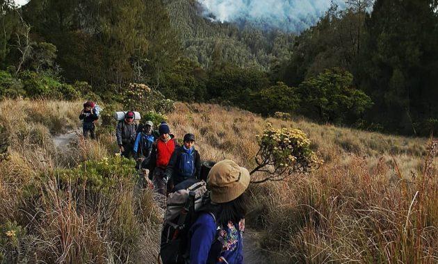 Menjelajah Gunung Rinjani Bersama Sang Penjaga Dewi Anjani 4
