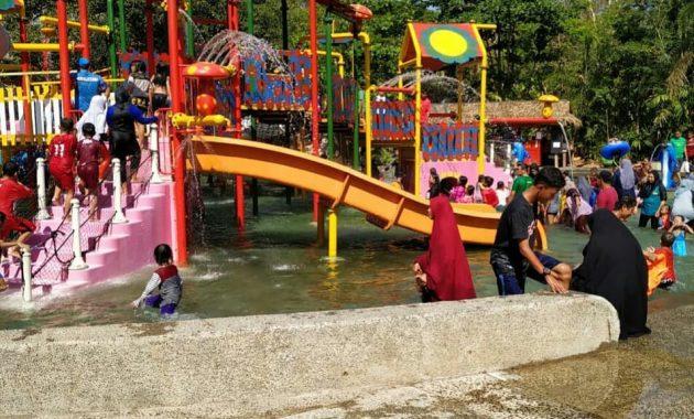 Bugis Waterpark, Wahana Air Terbesar dan Terlengkap di Makassar. 7