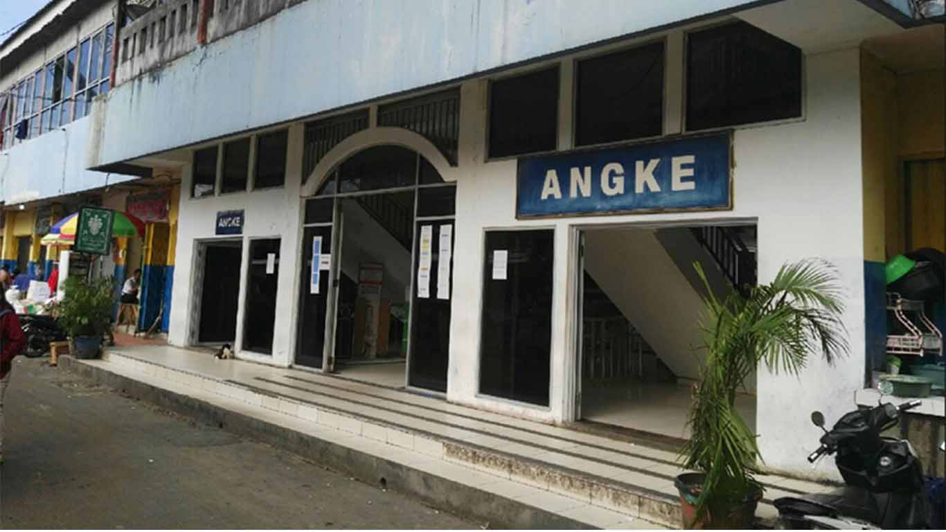 Jadwal KRL Angke