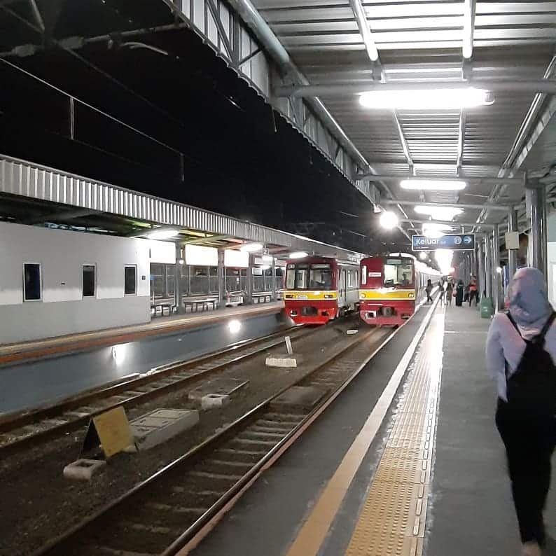 Info Terkini Jadwal KRL Tangerang, Rute Serta Harga Tiket 1
