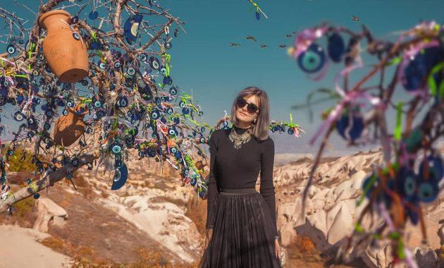 Menikmati Bentang Alam Kapadokia Turki Dari Atas Balon Udara 10