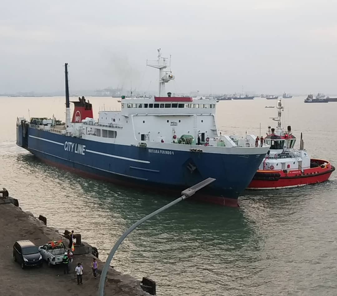 Harga Tiket Kapal Laut Banjarmasin Surabaya Penumpang 1