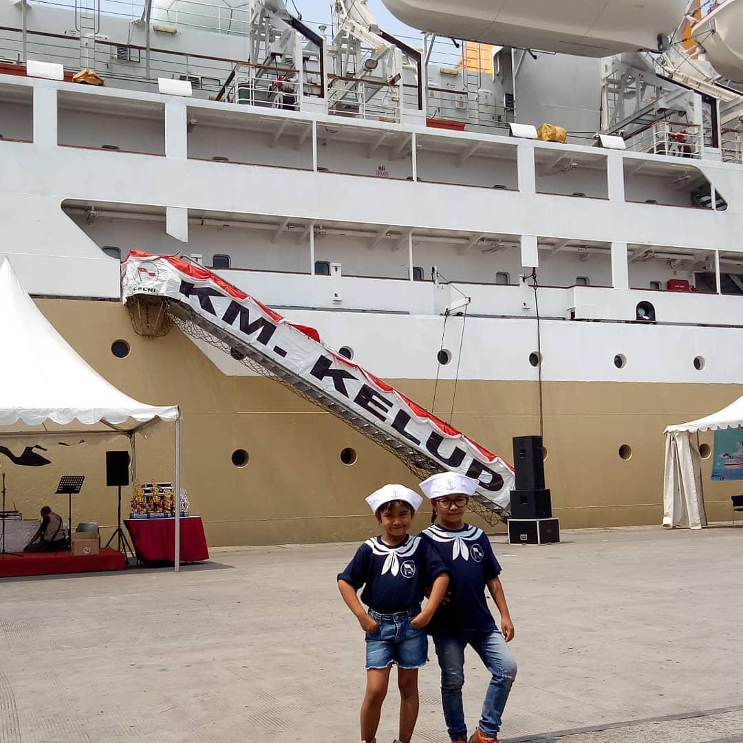 kapal laut Jakarta medan