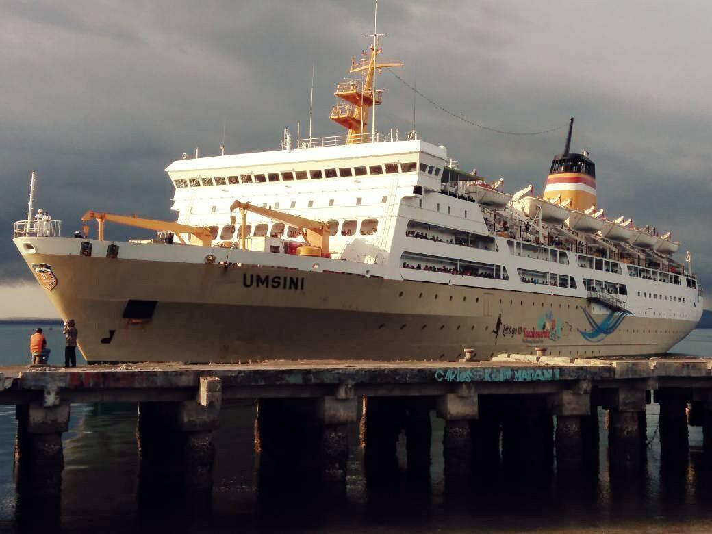 Rute Yang Dilalui Dan Jadwal Pemberangkatan Kapal Umsini 1