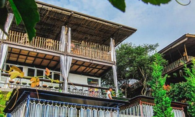 Pesona Kuliner Di Cafe Kekinian Lereng Anteng Panoramic 4