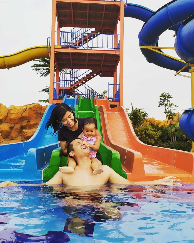 keluarga madagascar waterpark