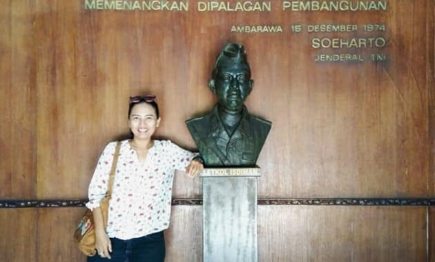Patung Monumen Plagan Ambarawa