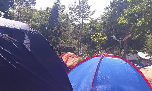 Menikmati Segarnya Air dan Serunya Wahana Outbound di Telogo Sewu Pasuruan. 3