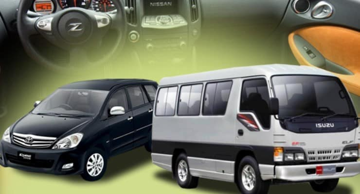 Gambar Rental Mobil Wonosobo