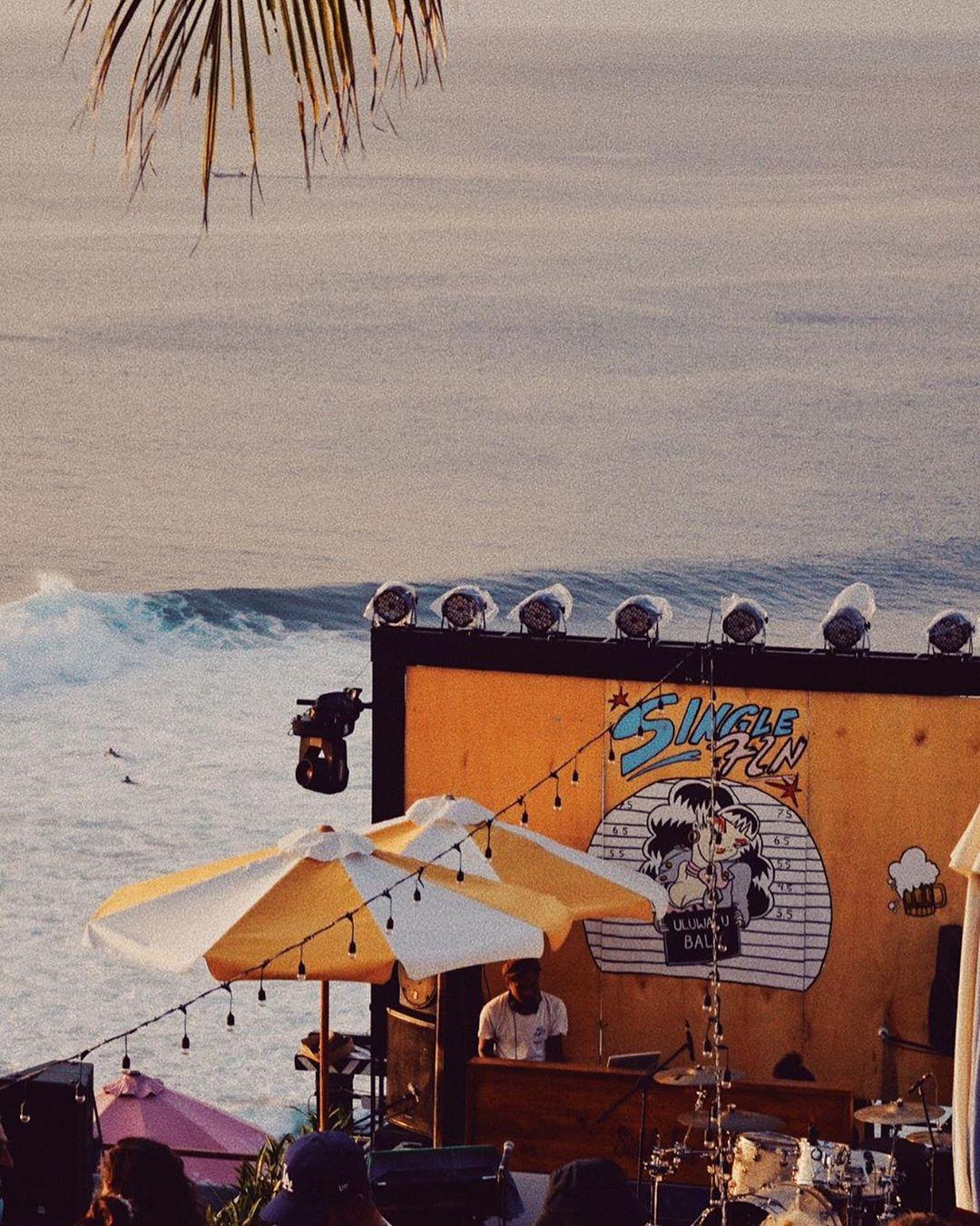 Single Fin Bali Beach Club