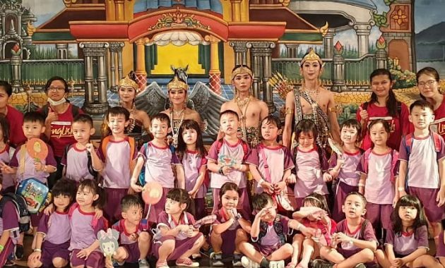 Pementasan Taman Budaya Raden Saleh