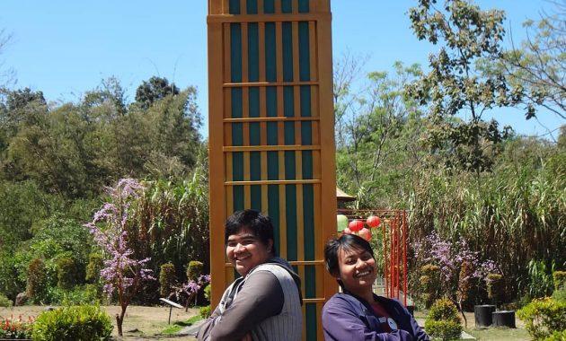 Berkeliling Dunia Dalam Sekejap Di The World Landmarks Merapi Park 6