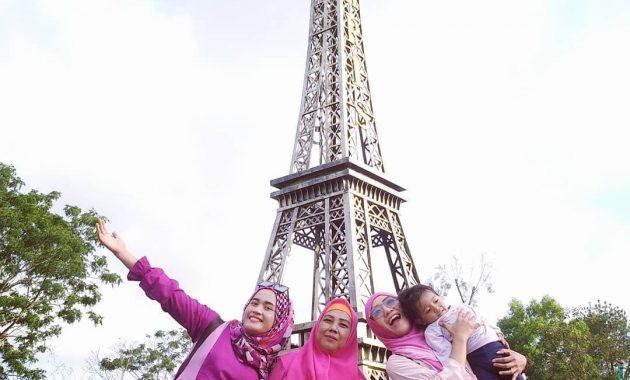 Berkeliling Dunia Dalam Sekejap Di The World Landmarks Merapi Park 5