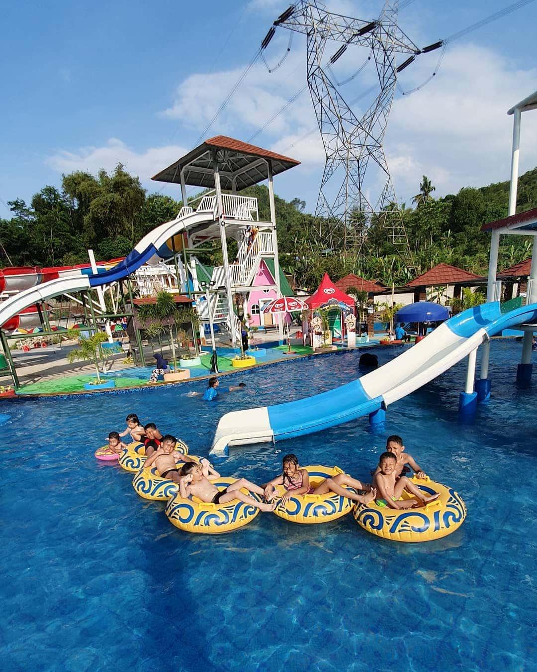 Pelampung Victory Waterpark Soreang