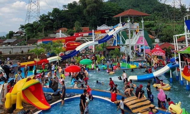Bermain Air Dan Berselfie Di Victory Waterpark Soreang 1