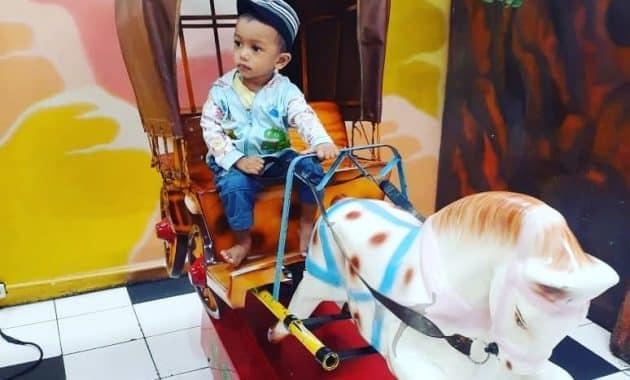 Kids Fun Jogja, Wahana Rekreasi Anak Terbaik di Jogja 7