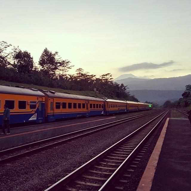 Jadwal Kereta Api Kamandaka