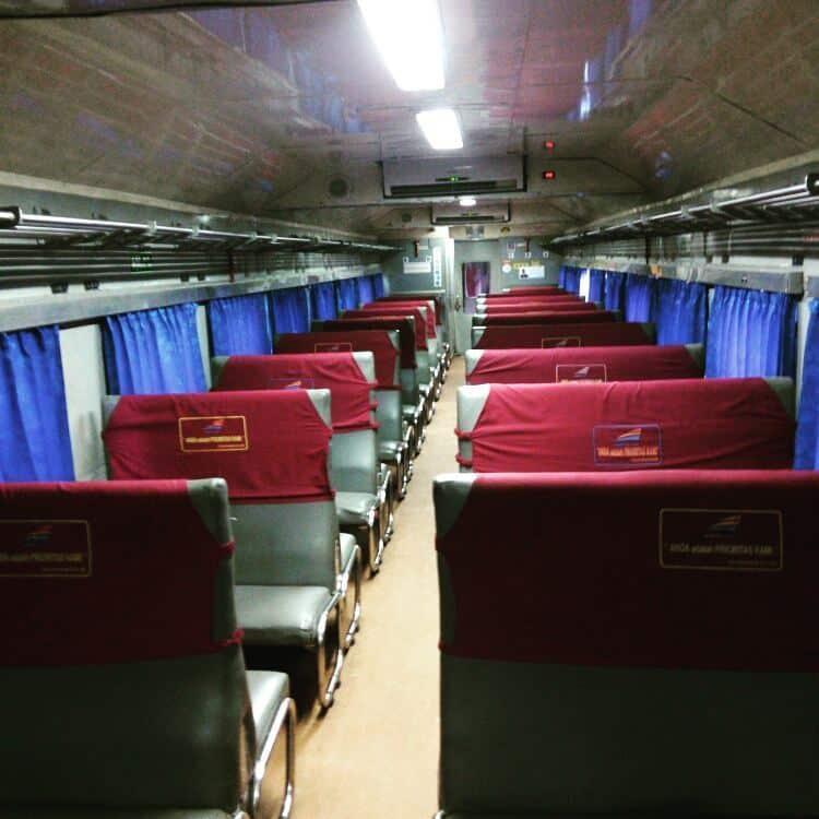 Jadwal Kereta Api Kertajaya