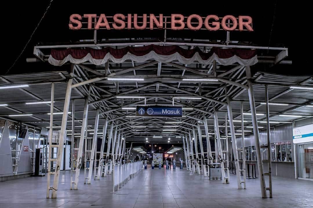 Jadwal KRL Bogor
