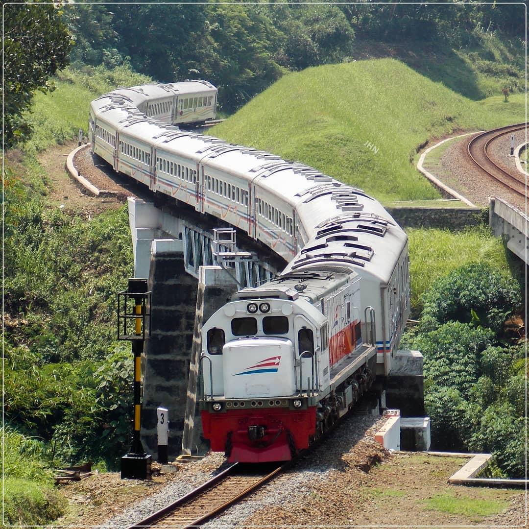 Jadwal Kereta Api Gajah Wong Yogyakarta-Jakarta Terbaru 1