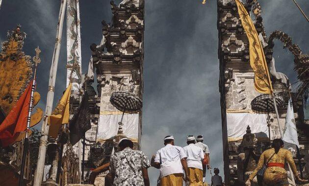 Menikmati Keeksotisan Pura Lempuyangan Bali Yang Mendunia 3