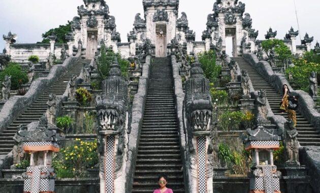 Menikmati Keeksotisan Pura Lempuyangan Bali Yang Mendunia 2