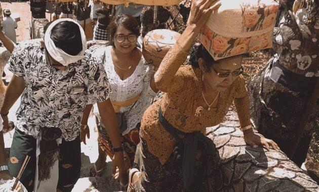 Menikmati Keeksotisan Pura Lempuyangan Bali Yang Mendunia 7