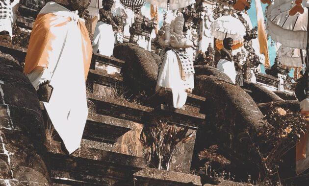 Menikmati Keeksotisan Pura Lempuyangan Bali Yang Mendunia 1