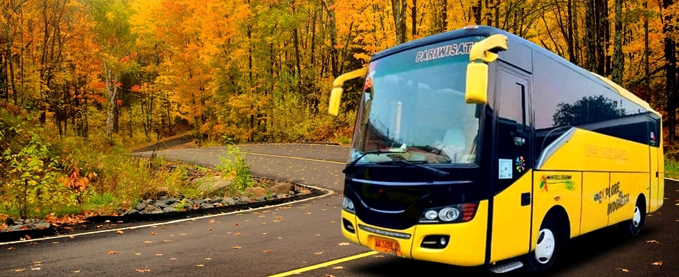 Sewa Bus Pariwisata Banyuwangi