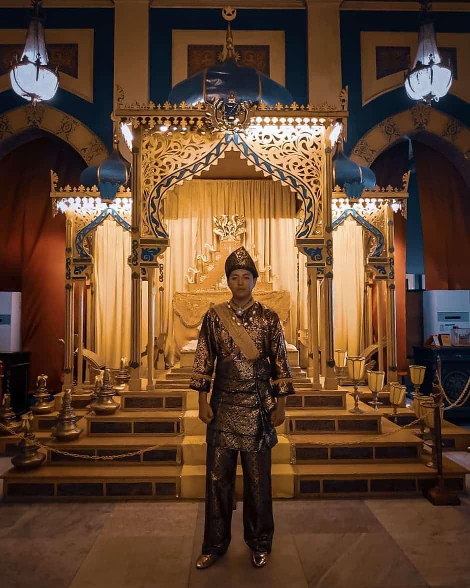 Kerajaan Istana Maimun