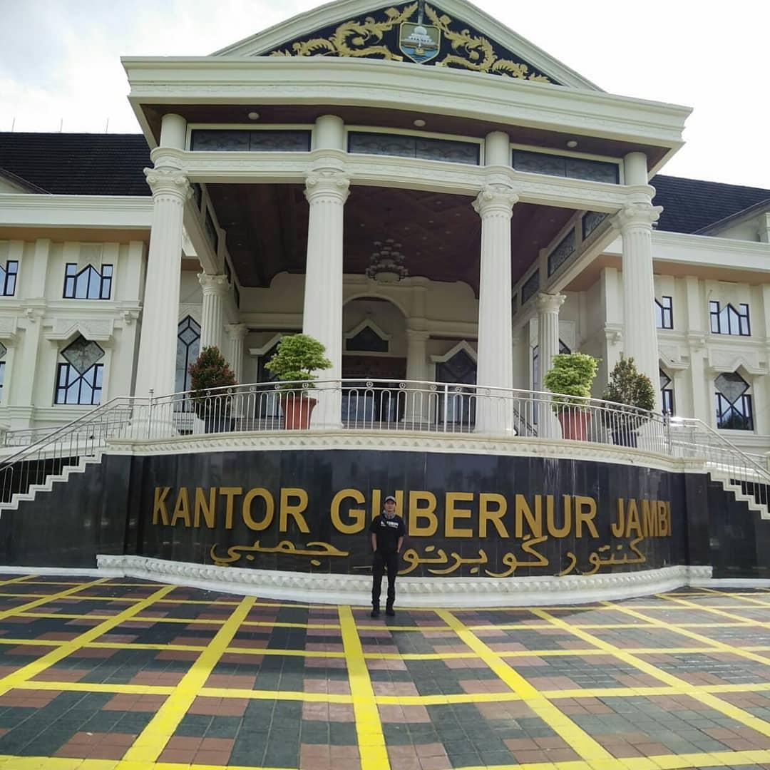 Gedung Kantor Gubernur Jambi