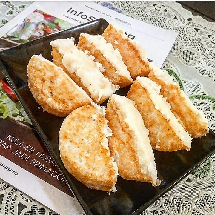 Gurih kue pancong