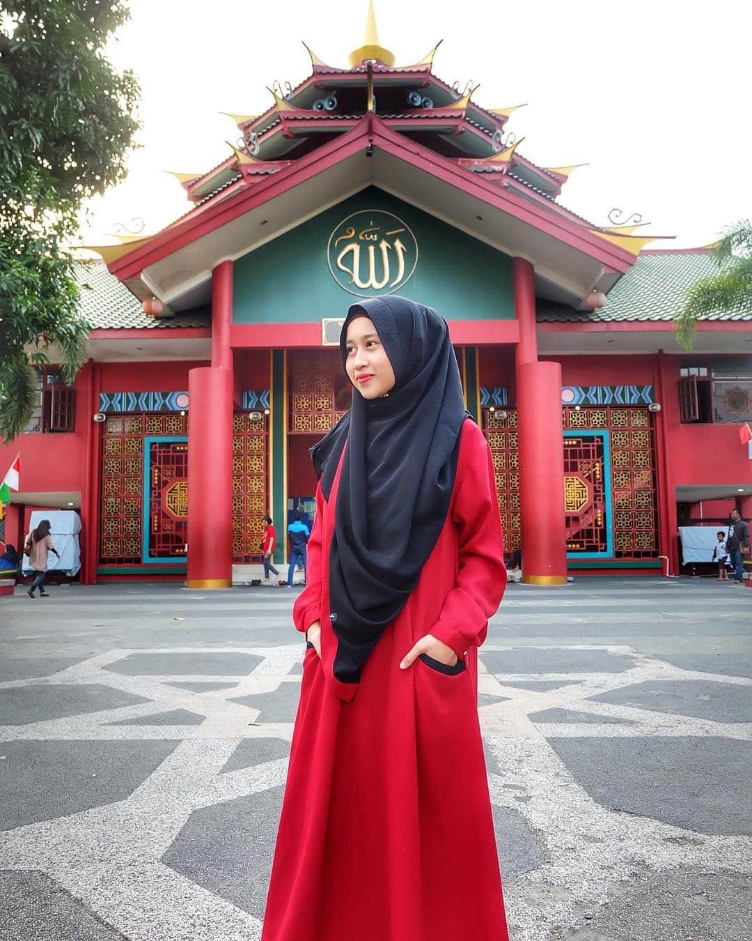 Merah Masjid Cheng Ho