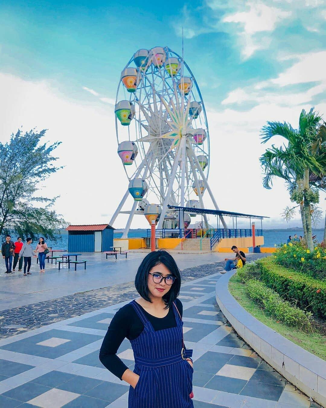 Bianglala Ocarina Batam Theme Park