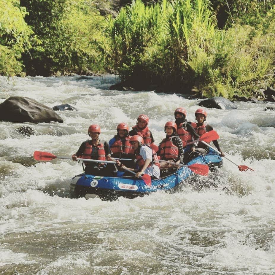 Rafting Arung Jeram Air Berau