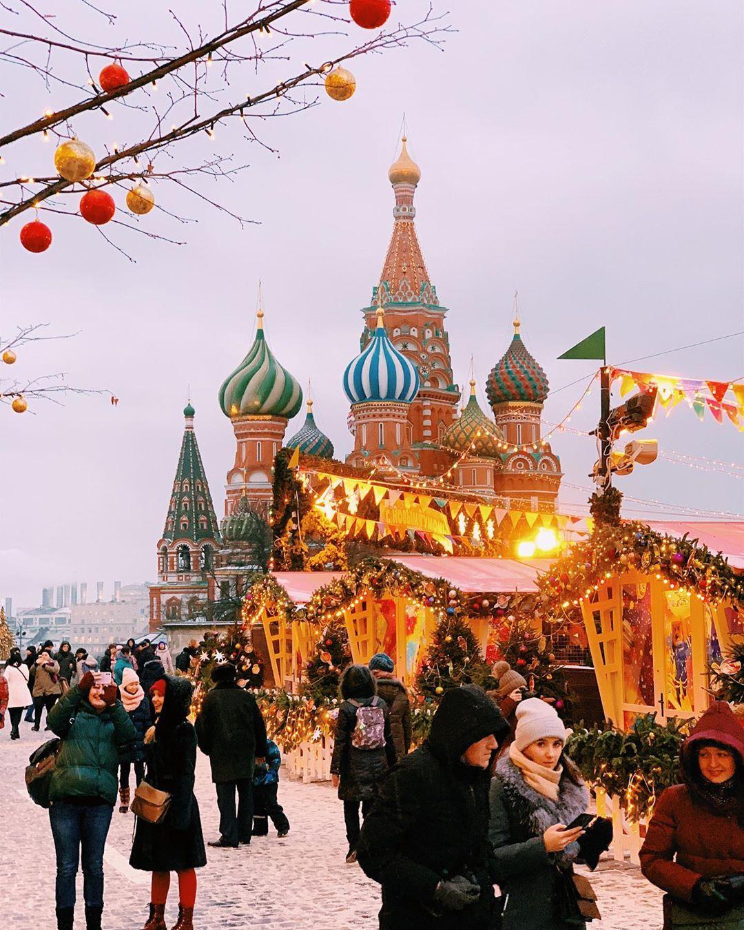 Gagah benteng kremlin moscow