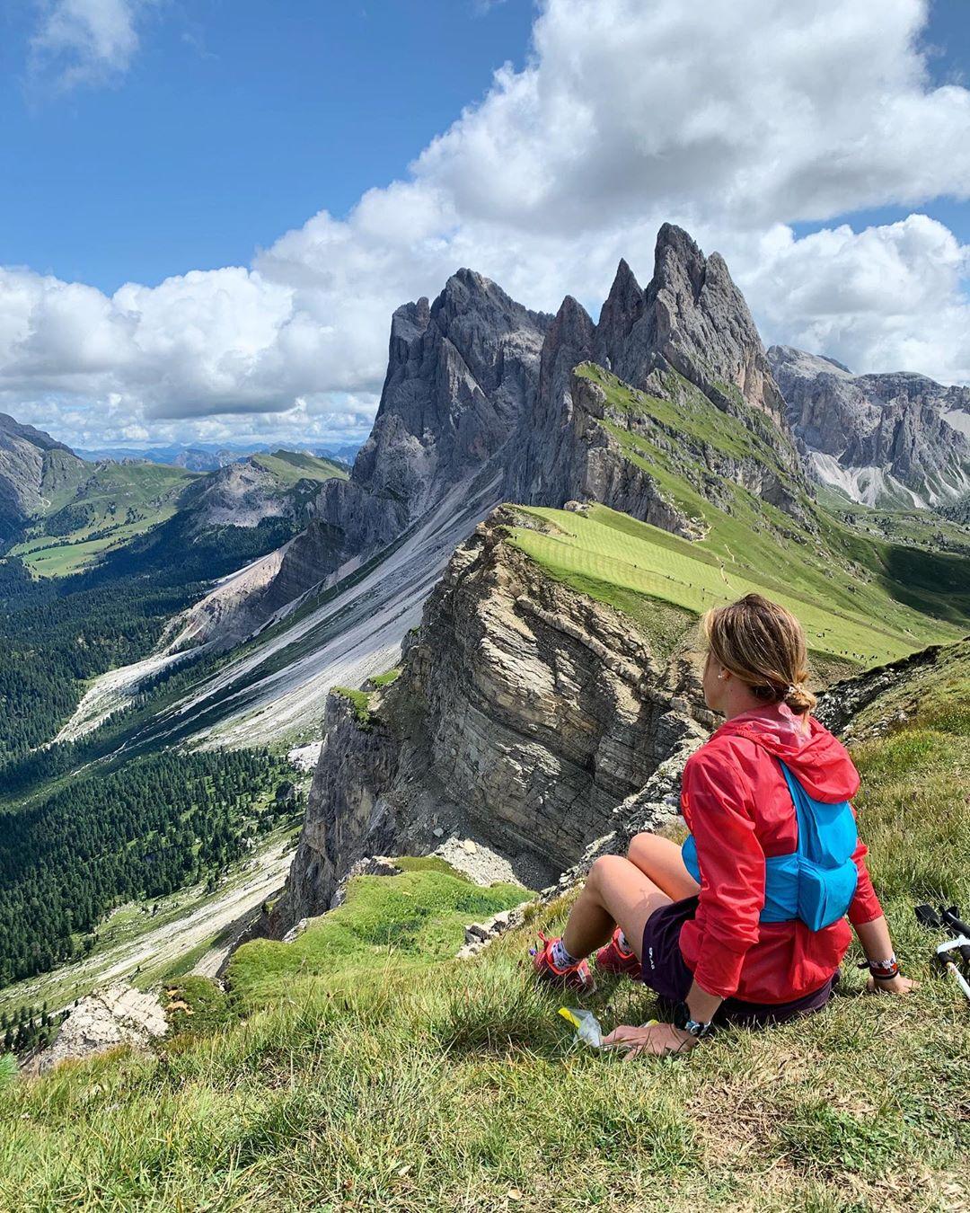 Memanjat Dolomites