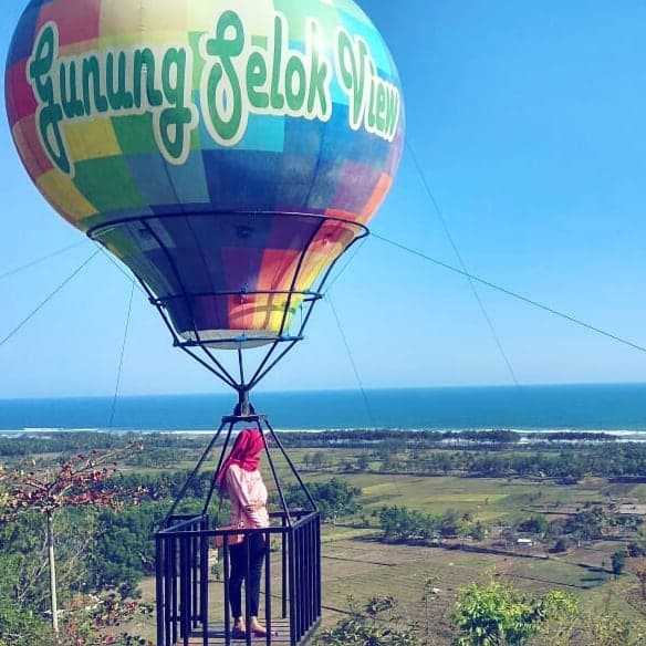 Balon Gunung Selok