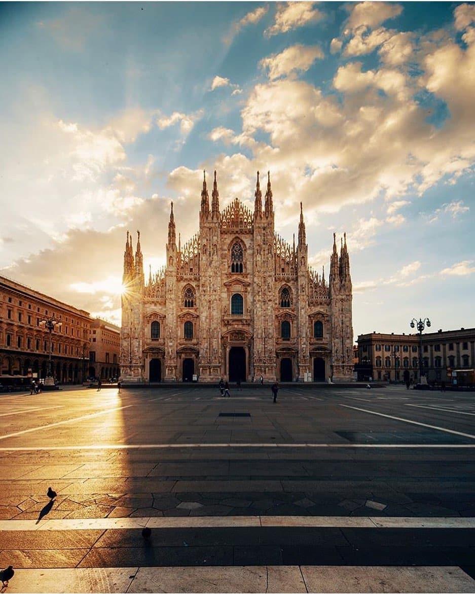 Senja Milan