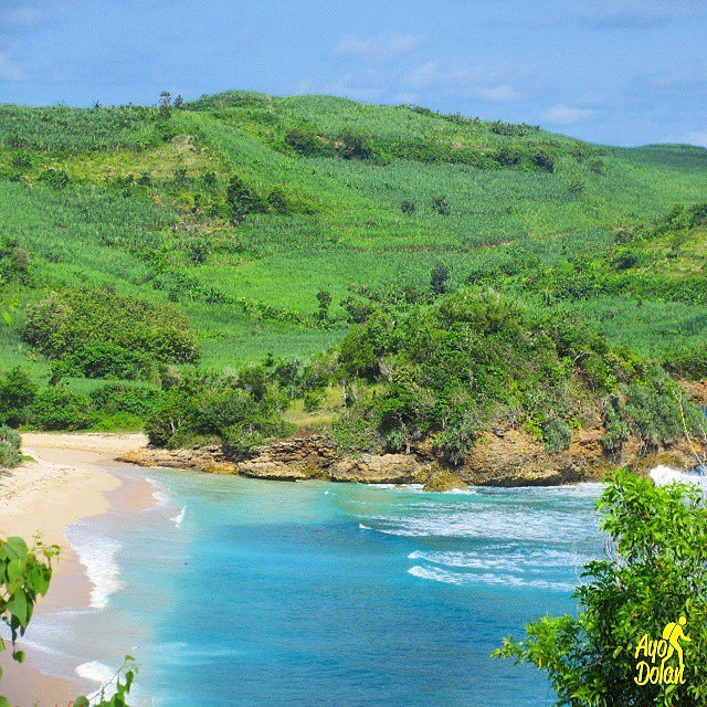 hijau pantai gondo mayit