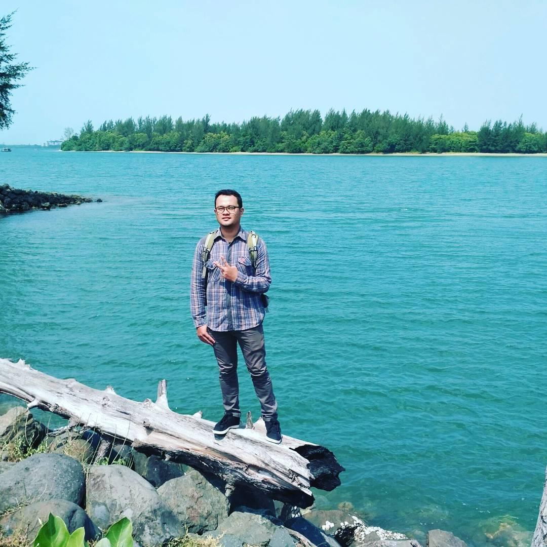 Pose Pulau Baai