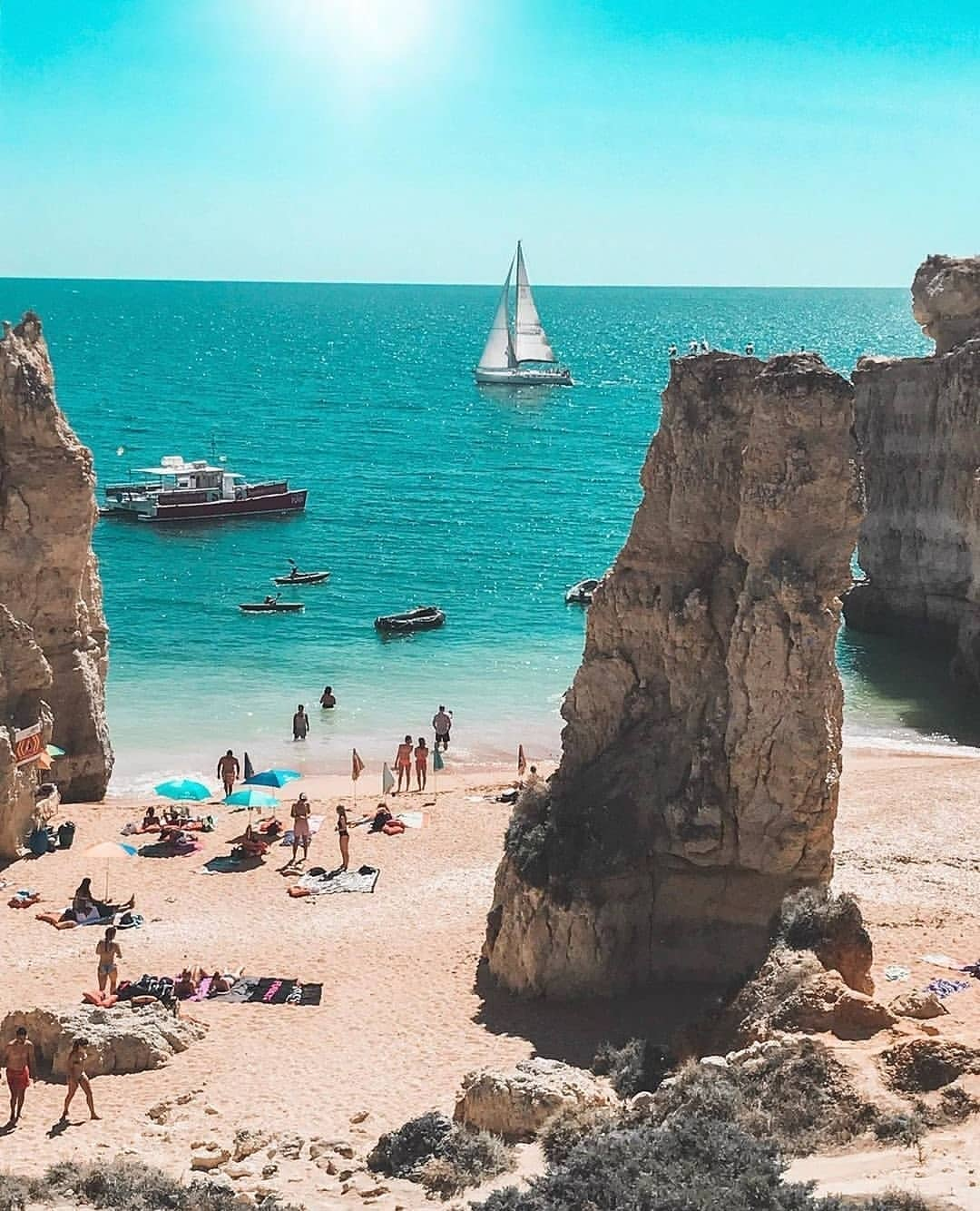 Segar Rabbit Beach Lampedusa