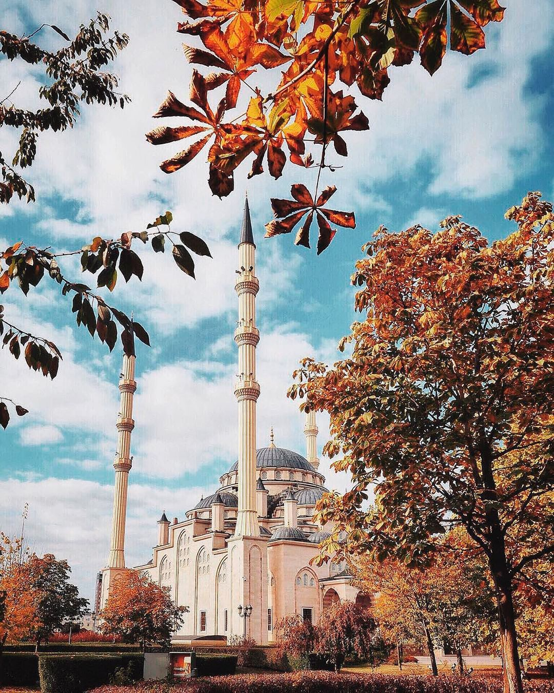 semi the heart of chechnya mosque