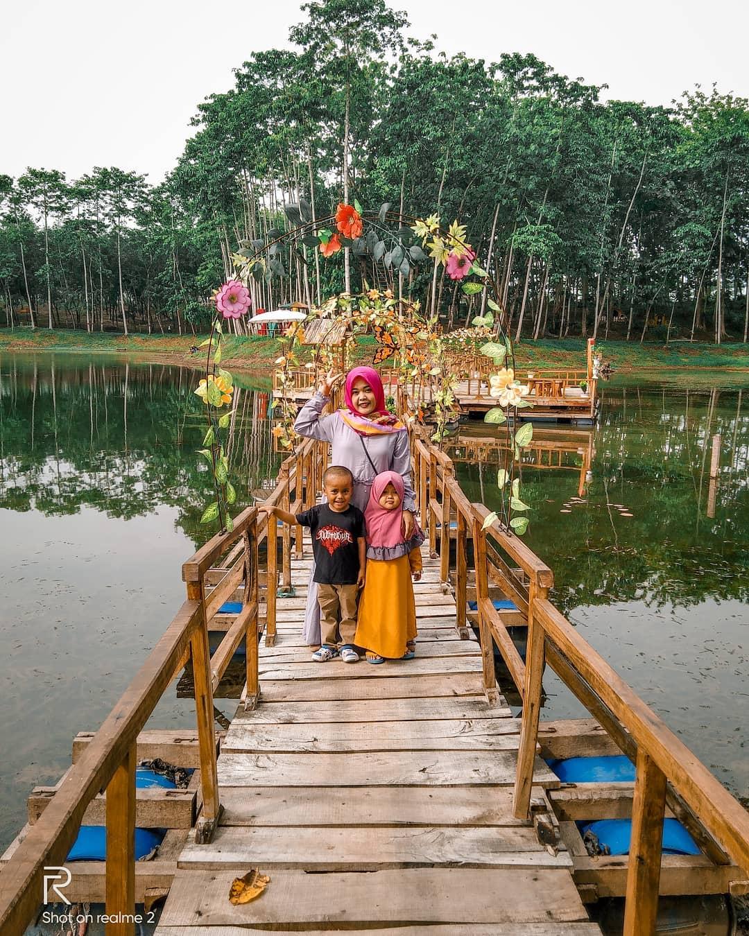 Foto Waduk Kubangkangkung